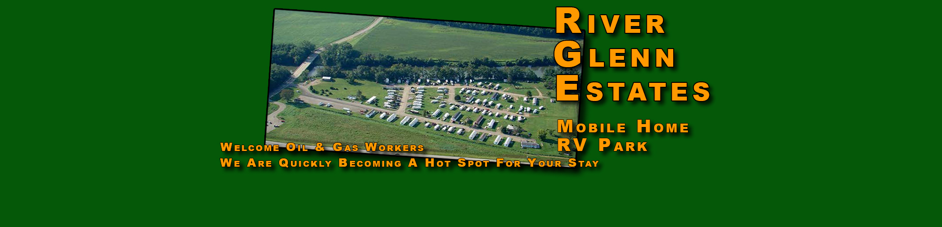 River Glenn Estates Mobile Home / RV Park, Fresno, Ohio 43824